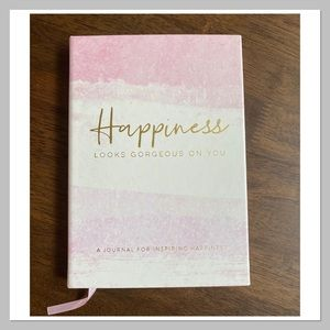ECCOLO Happiness Daily Guided Journal NWT